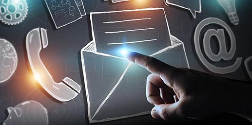 Umstellung E-Mailverkehr