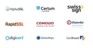 Wir bieten Ihnen sichere SSL-Zertifikate