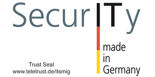 IT Sicherheitsverband TeleTrusT bestätigt VegaSystems