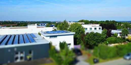 Digitalisierung in Paderborn - Ausblick auf die Stadt