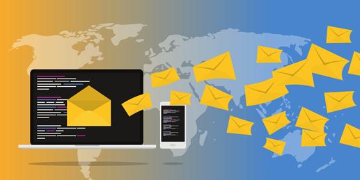 E-Mail-Postfach IMAP und POP