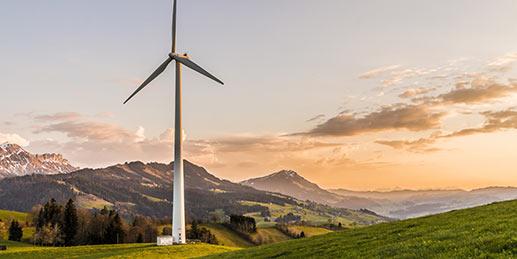 Regenerative Energien für das Rechenzentrum